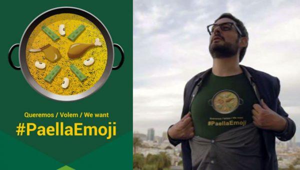 Paella Emoji | Emoticono propuesto por Eugeni Alemany para WhatsApp
